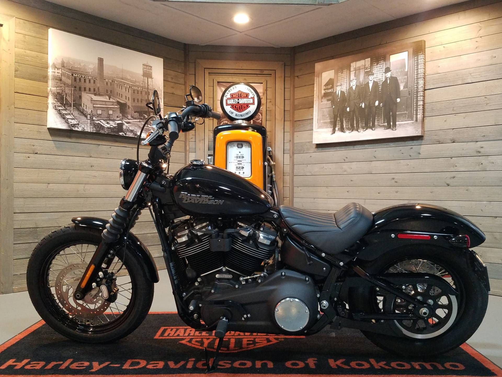 2020 Harley-Davidson Street Bob® in Kokomo, Indiana - Photo 7