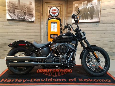 2020 Harley-Davidson Street Bob® in Kokomo, Indiana - Photo 1