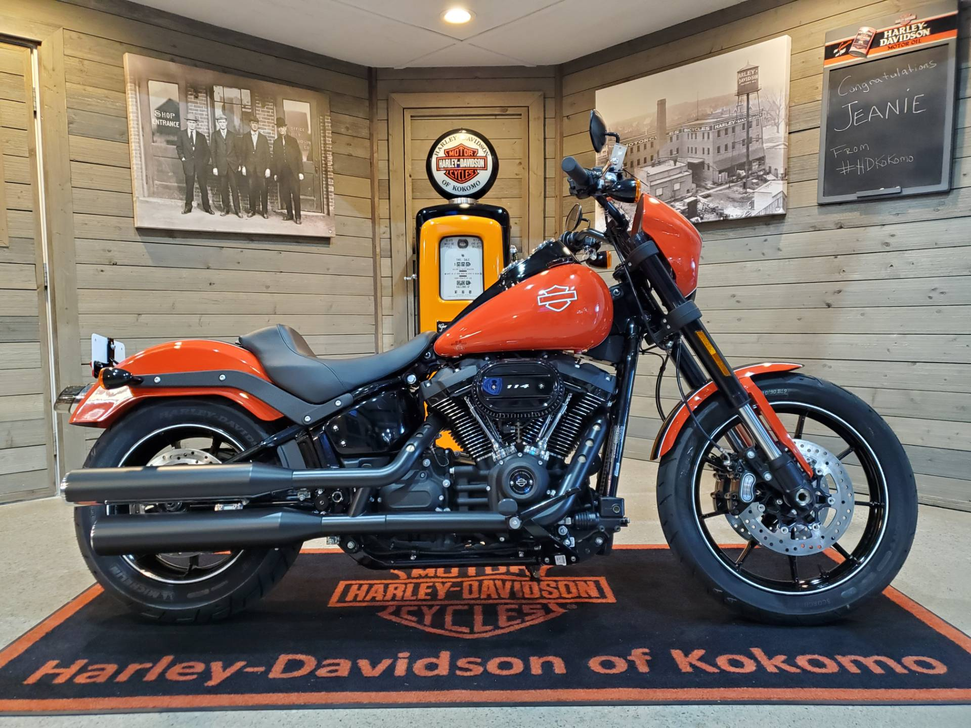 2020 Harley-Davidson Low Rider®S in Kokomo, Indiana - Photo 1