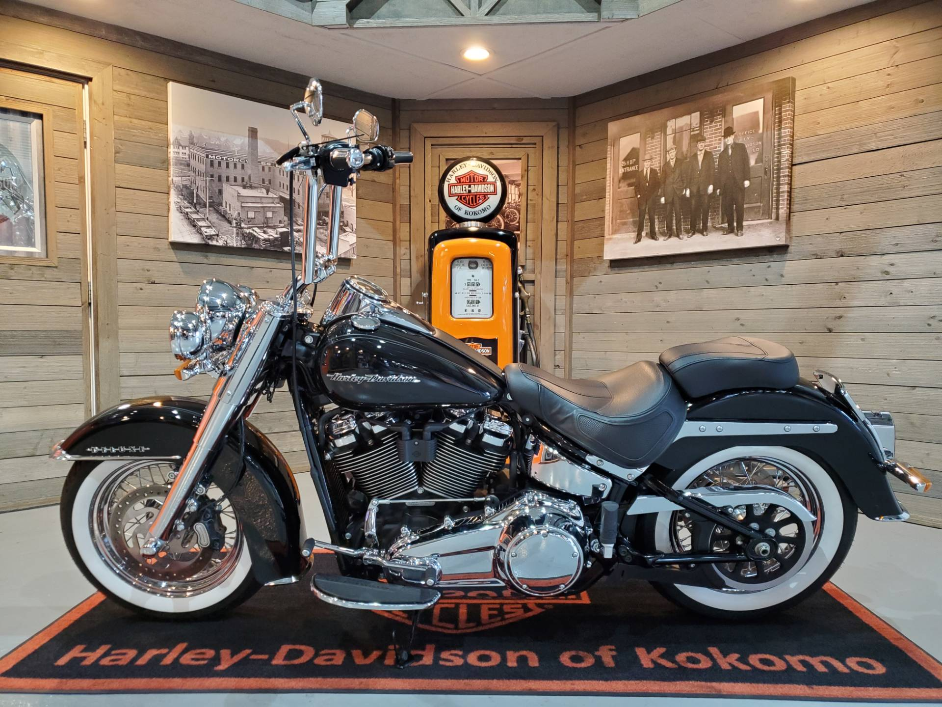 2018 Harley-Davidson Softail® Deluxe 107 in Kokomo, Indiana - Photo 7