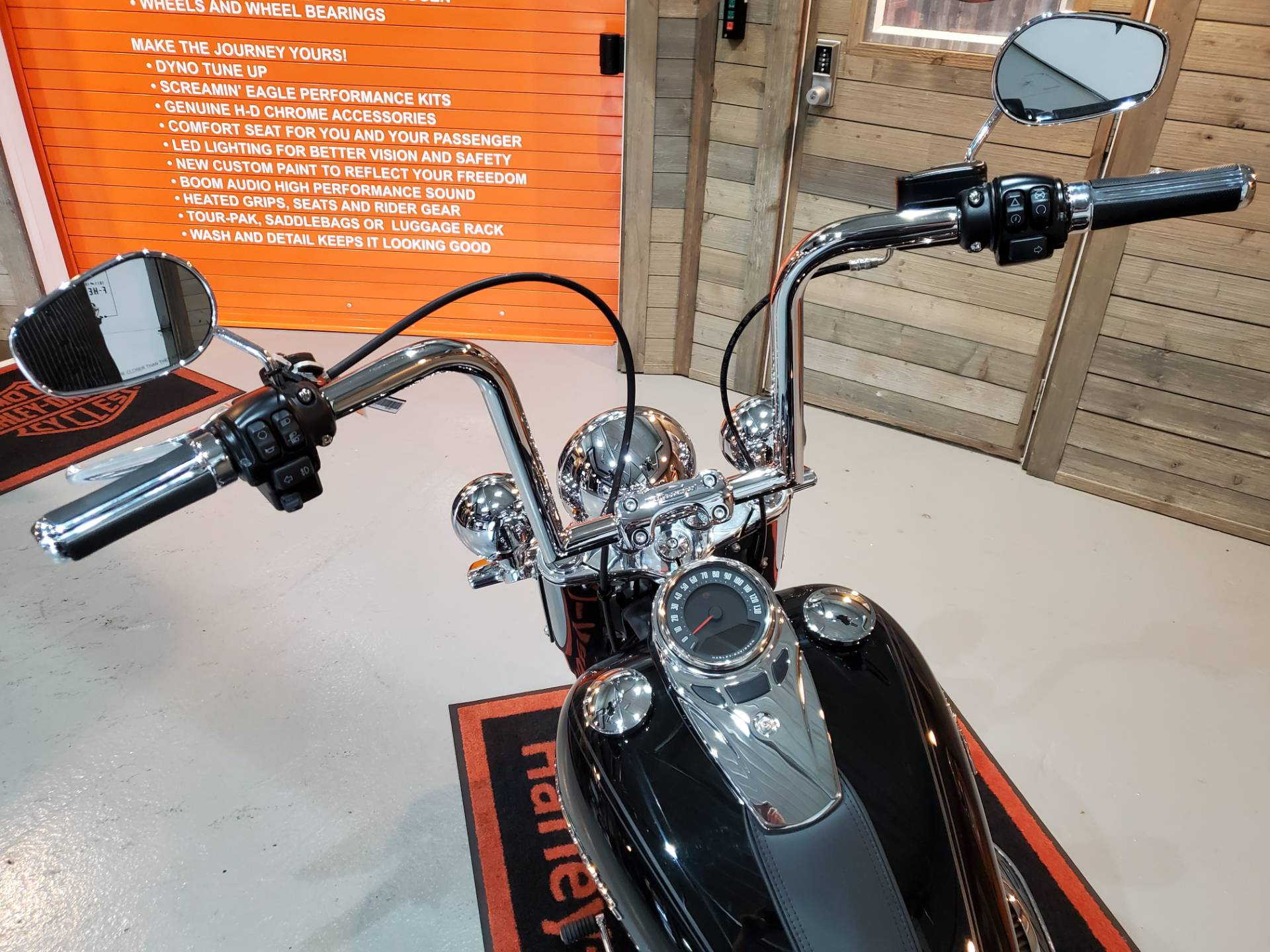 2018 Harley-Davidson Softail® Deluxe 107 in Kokomo, Indiana - Photo 12