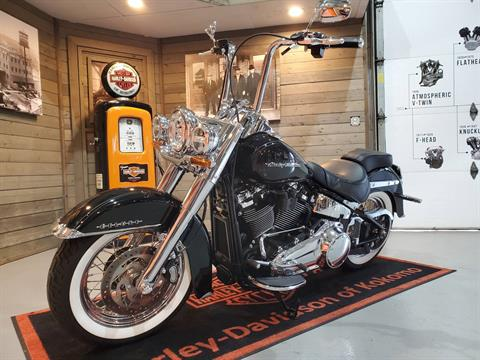 2018 Harley-Davidson Softail® Deluxe 107 in Kokomo, Indiana - Photo 8