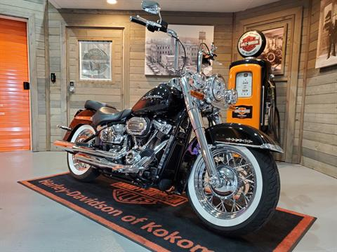 2018 Harley-Davidson Softail® Deluxe 107 in Kokomo, Indiana - Photo 2