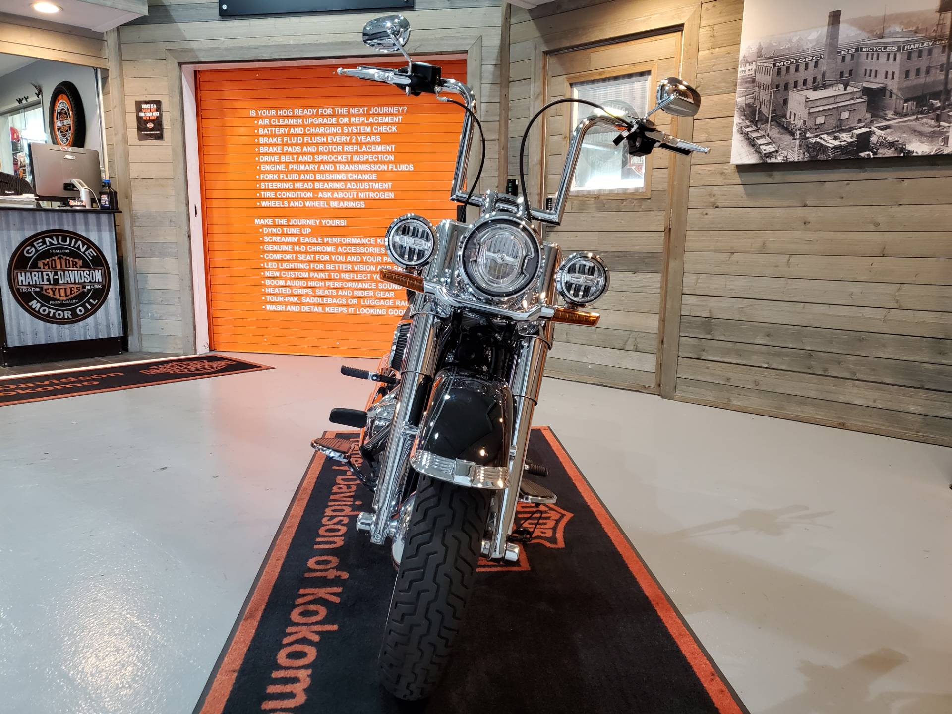 2018 Harley-Davidson Softail® Deluxe 107 in Kokomo, Indiana - Photo 10