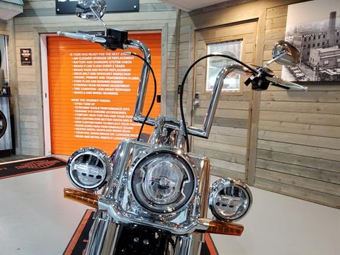 2018 Harley-Davidson Softail® Deluxe 107 in Kokomo, Indiana - Photo 11