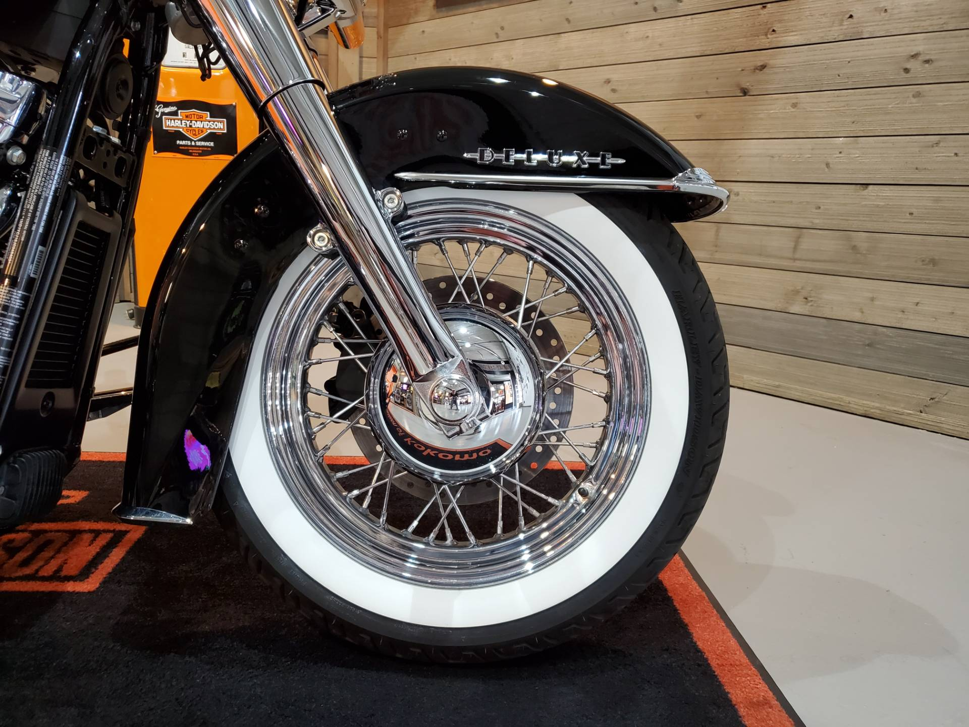 2018 Harley-Davidson Softail® Deluxe 107 in Kokomo, Indiana - Photo 13