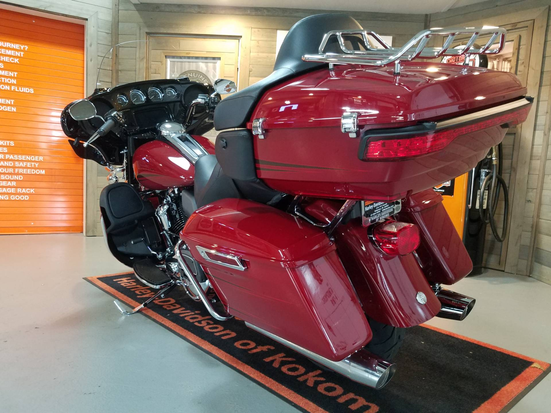 2020 Harley-Davidson Ultra Limited in Kokomo, Indiana - Photo 9