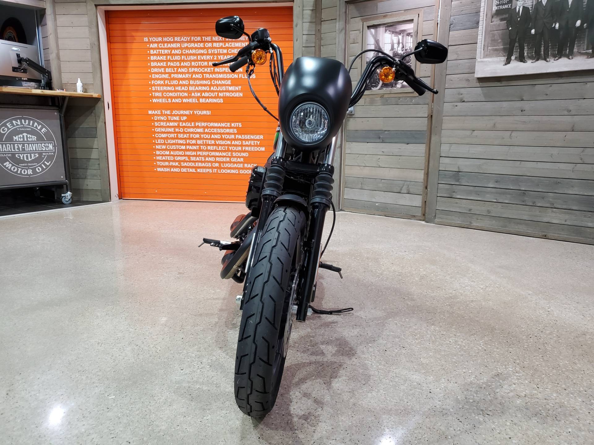 2021 Harley-Davidson Iron 1200™ in Kokomo, Indiana - Photo 10