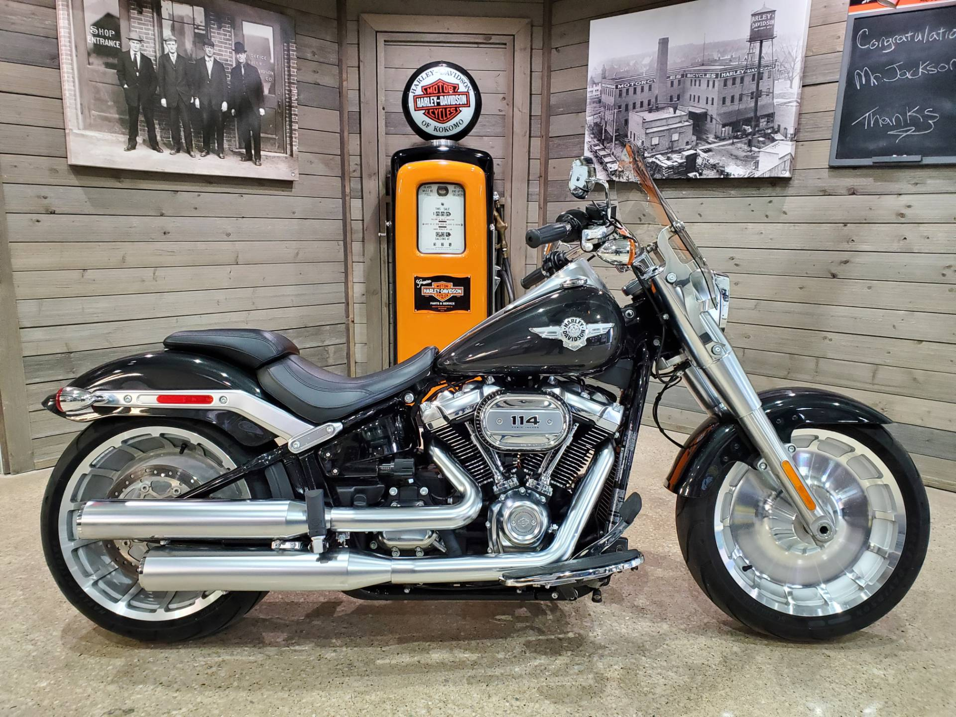 2018 Harley-Davidson Fat Boy® 114 in Kokomo, Indiana - Photo 1