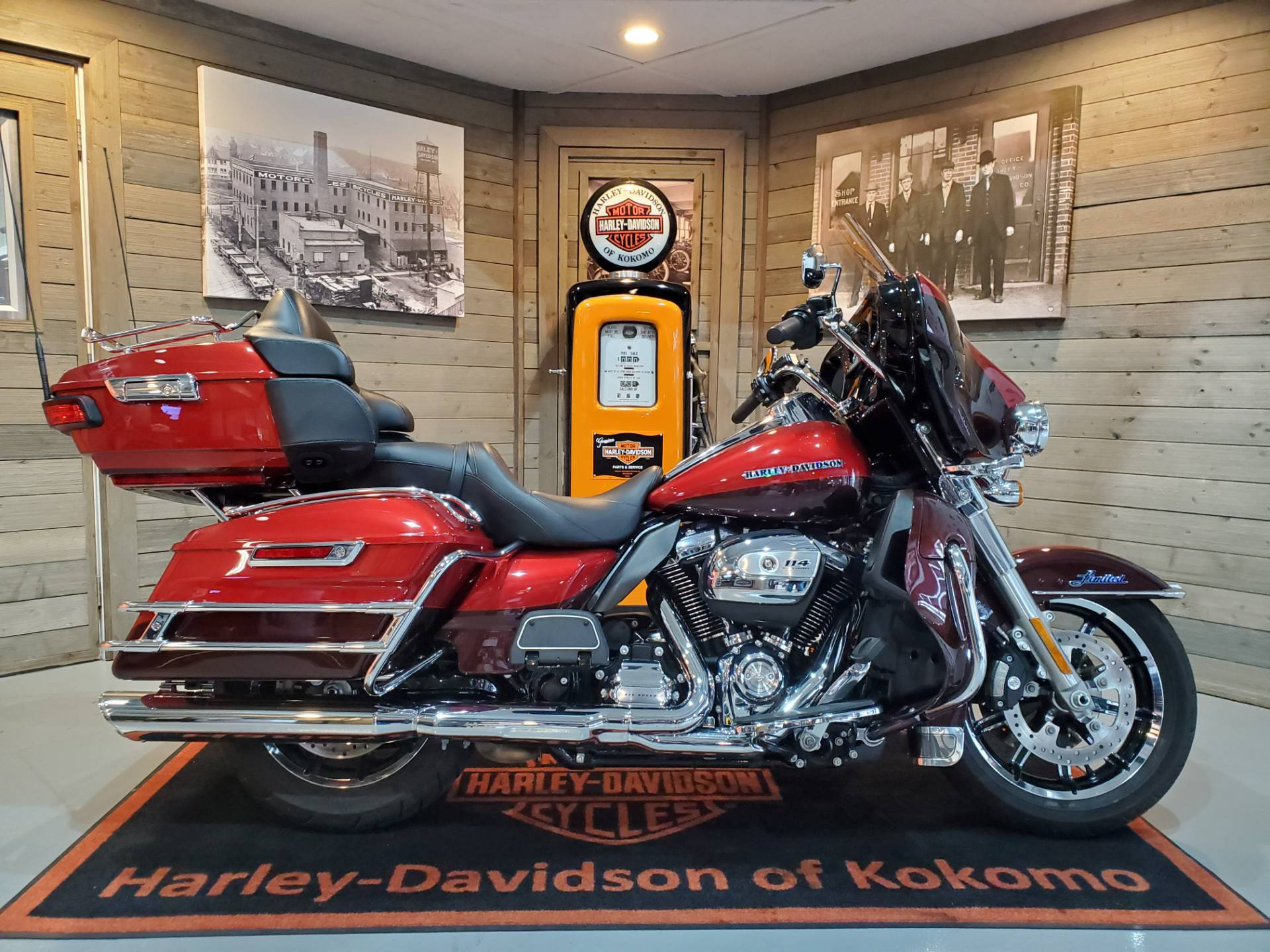 2019 Harley-Davidson Ultra Limited in Kokomo, Indiana - Photo 1