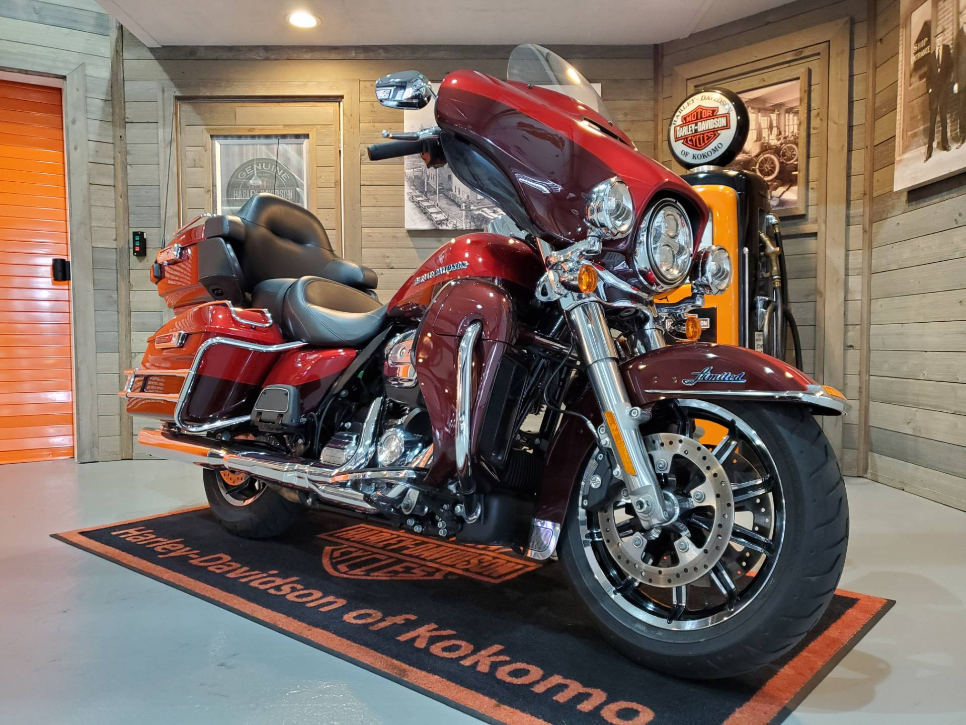 2019 Harley-Davidson Ultra Limited in Kokomo, Indiana - Photo 2