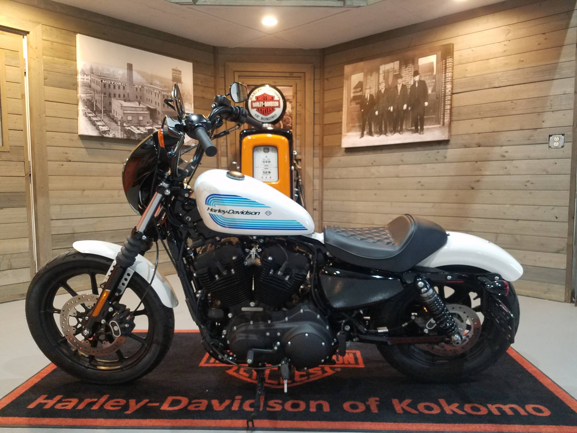 2019 Harley-Davidson Iron 1200™ in Kokomo, Indiana - Photo 5