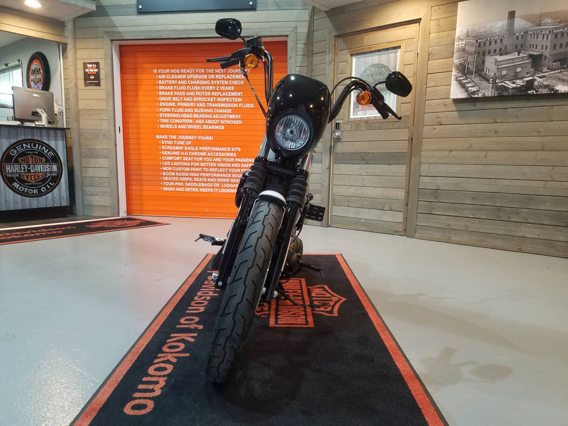 2019 Harley-Davidson Iron 1200™ in Kokomo, Indiana - Photo 8
