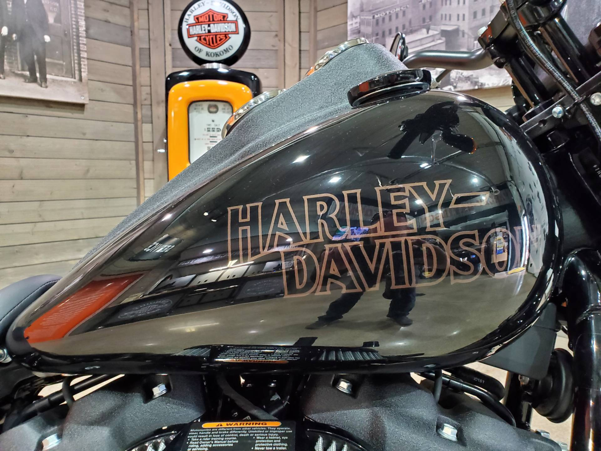 2021 Harley-Davidson Low Rider®S in Kokomo, Indiana - Photo 4