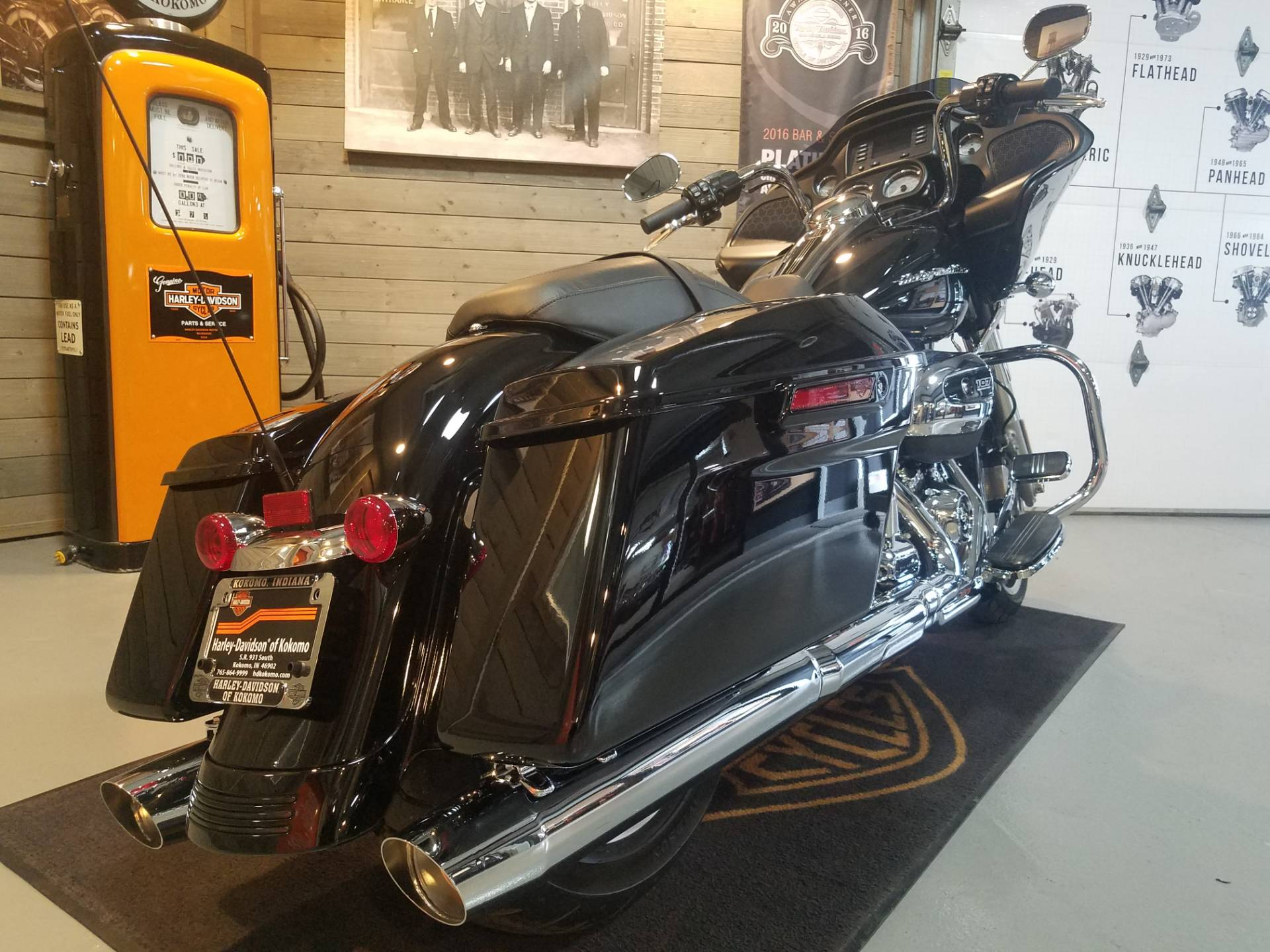 2019 Harley-Davidson Road Glide® in Kokomo, Indiana - Photo 3