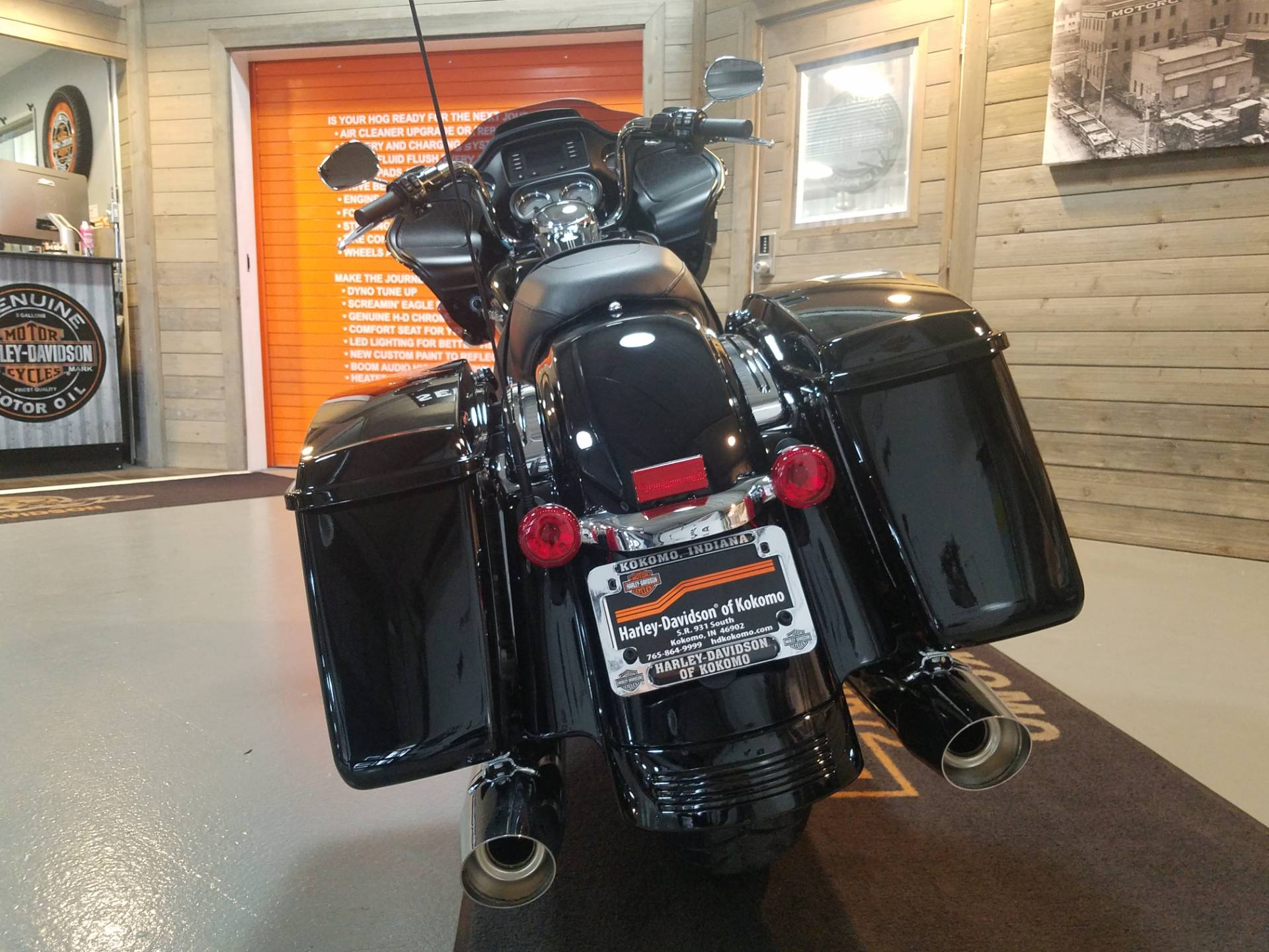 2019 Harley-Davidson Road Glide® in Kokomo, Indiana - Photo 14