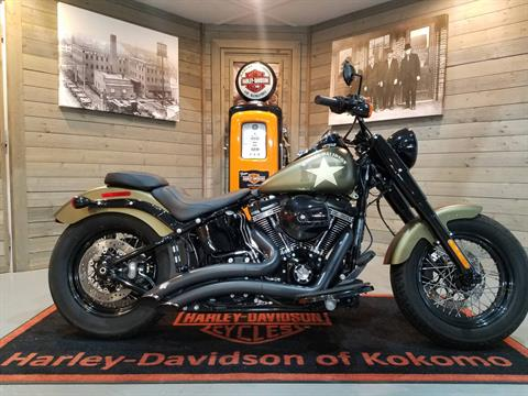 2016 Harley-Davidson Softail Slim® S in Kokomo, Indiana - Photo 1