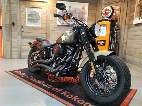 2016 Harley-Davidson Softail Slim® S in Kokomo, Indiana - Photo 2