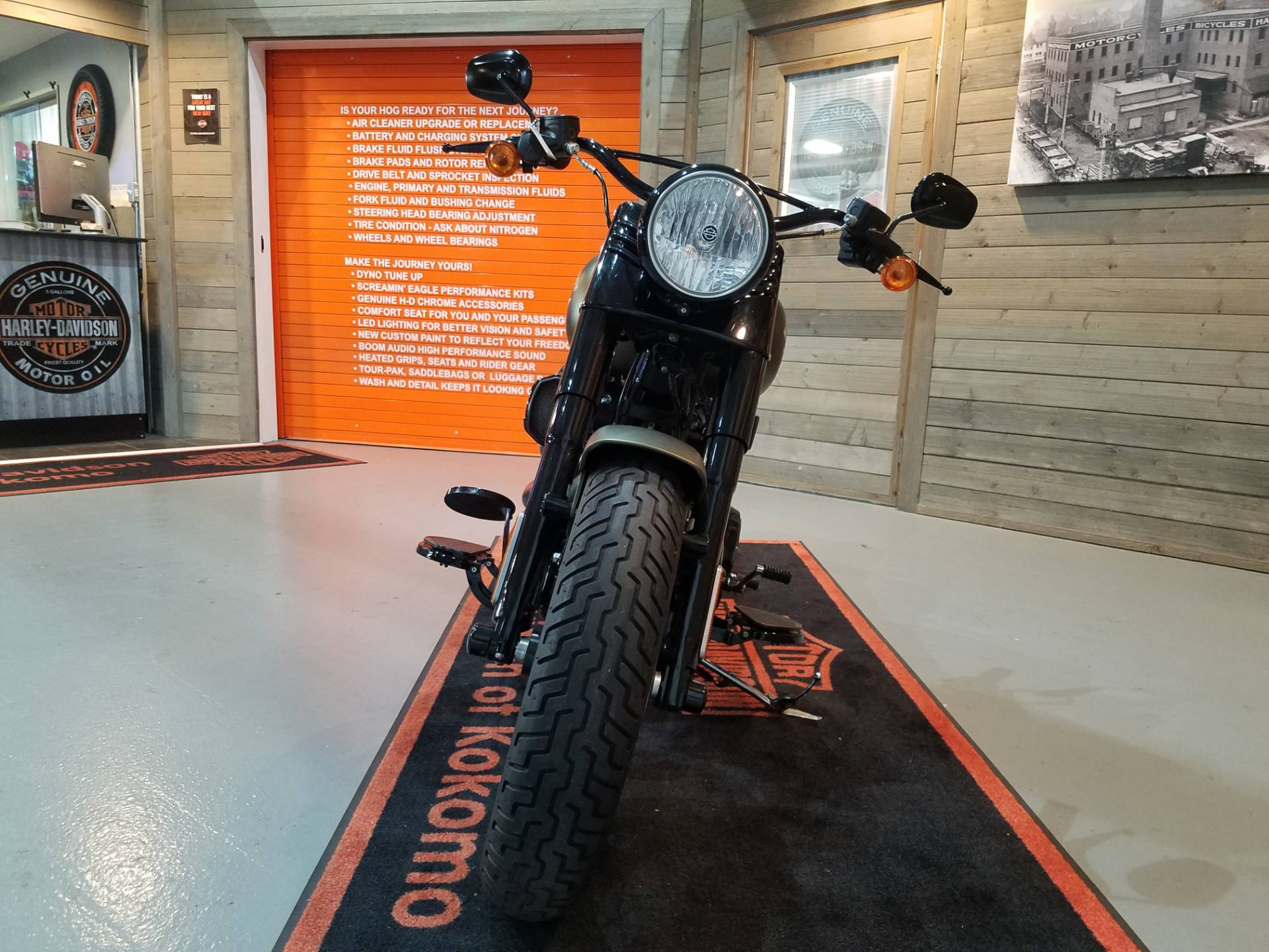 2016 Harley-Davidson Softail Slim® S in Kokomo, Indiana - Photo 10