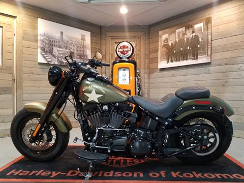 2016 Harley-Davidson Softail Slim® S in Kokomo, Indiana - Photo 7