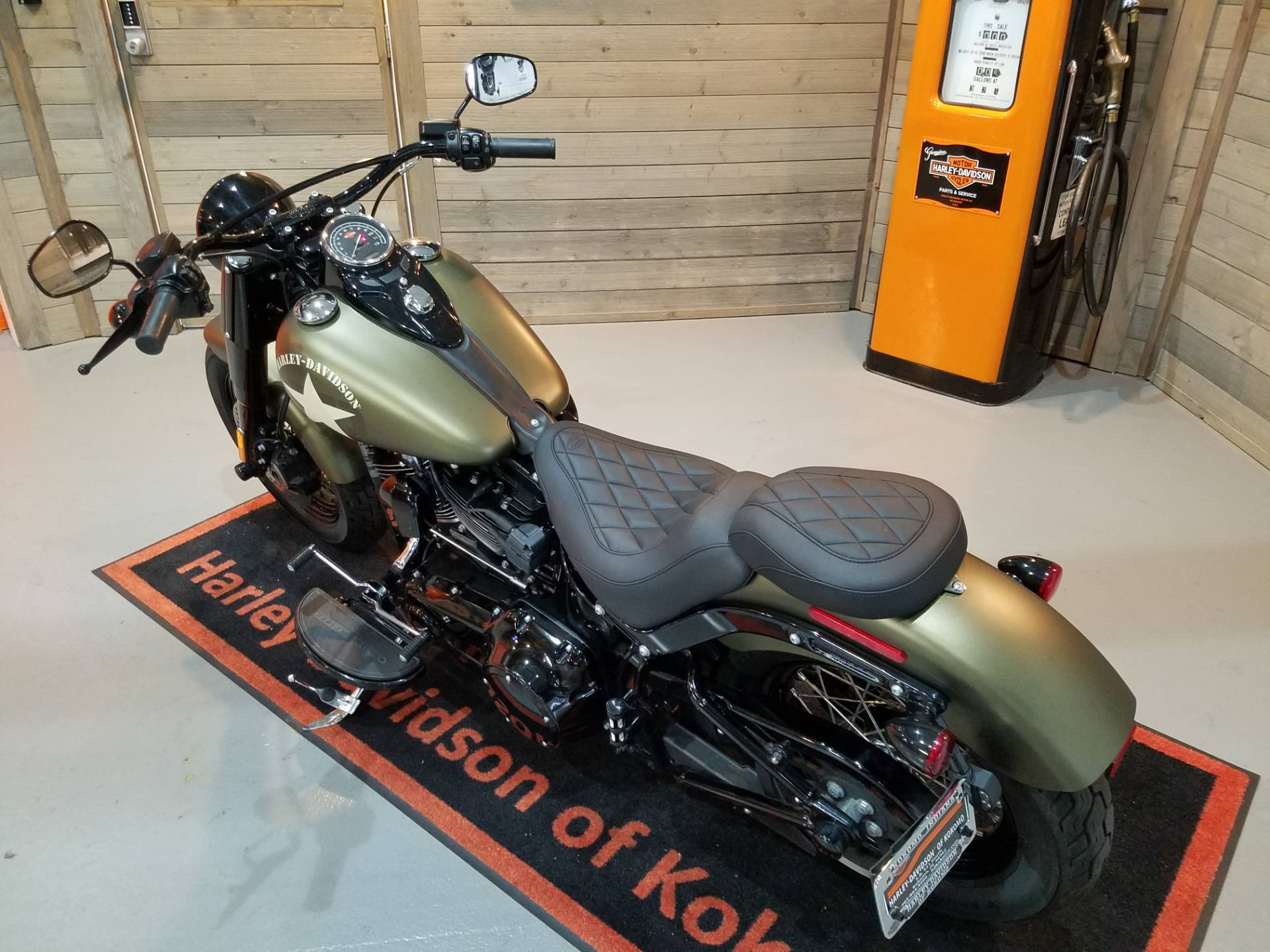 2016 Harley-Davidson Softail Slim® S in Kokomo, Indiana - Photo 15