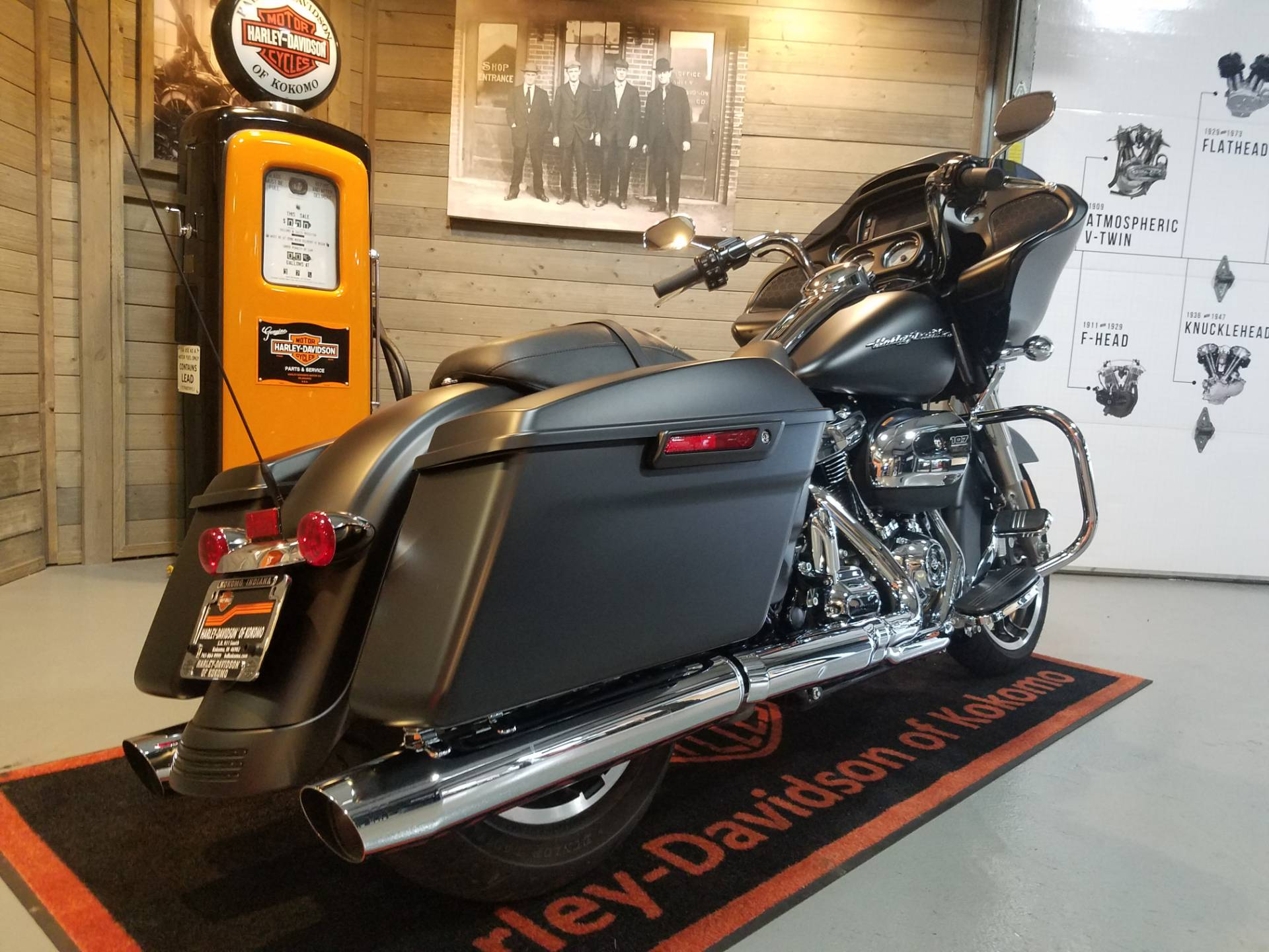 2018 Harley-Davidson Road Glide® in Kokomo, Indiana - Photo 3