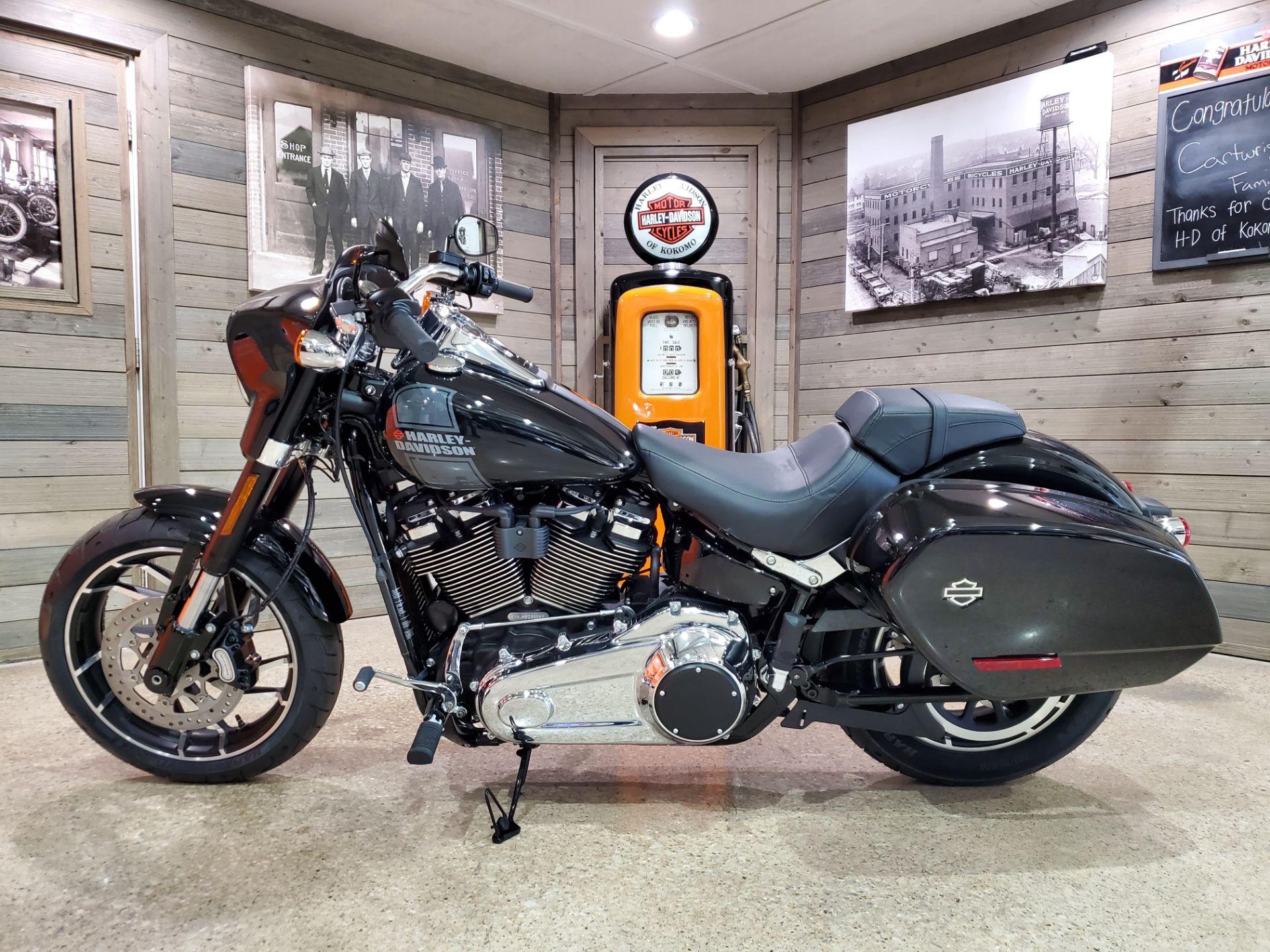 2019 Sport Glide Motorcycle   Harley-Davidson Australia