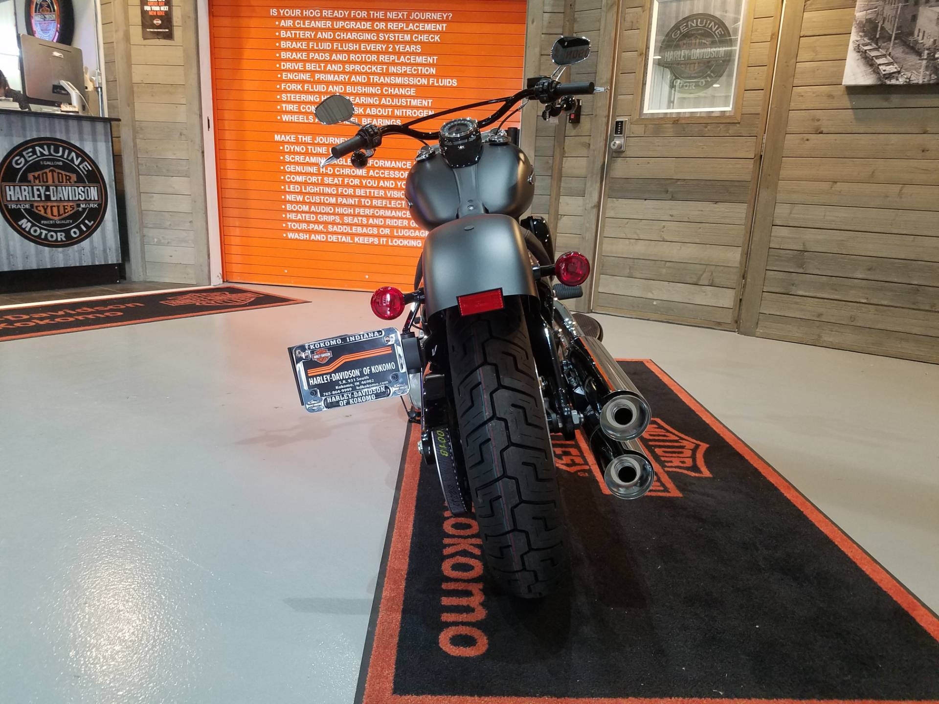 2020 Harley-Davidson Softail Slim® in Kokomo, Indiana - Photo 13