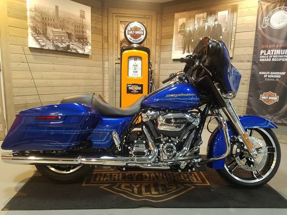 2019 Harley-Davidson Street Glide FLHX in Kokomo, Indiana - Photo 1