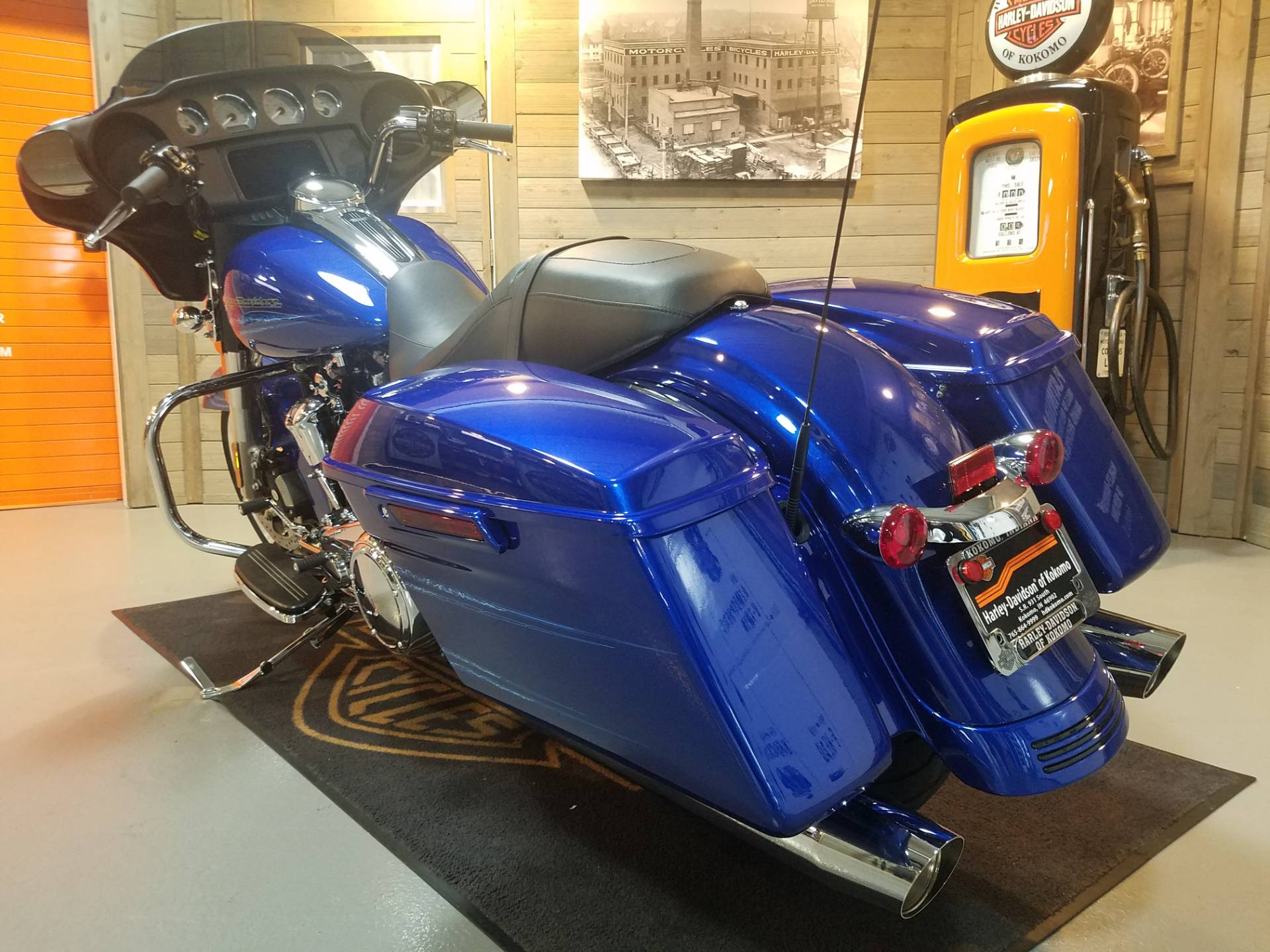 2019 Harley-Davidson Street Glide FLHX in Kokomo, Indiana - Photo 9