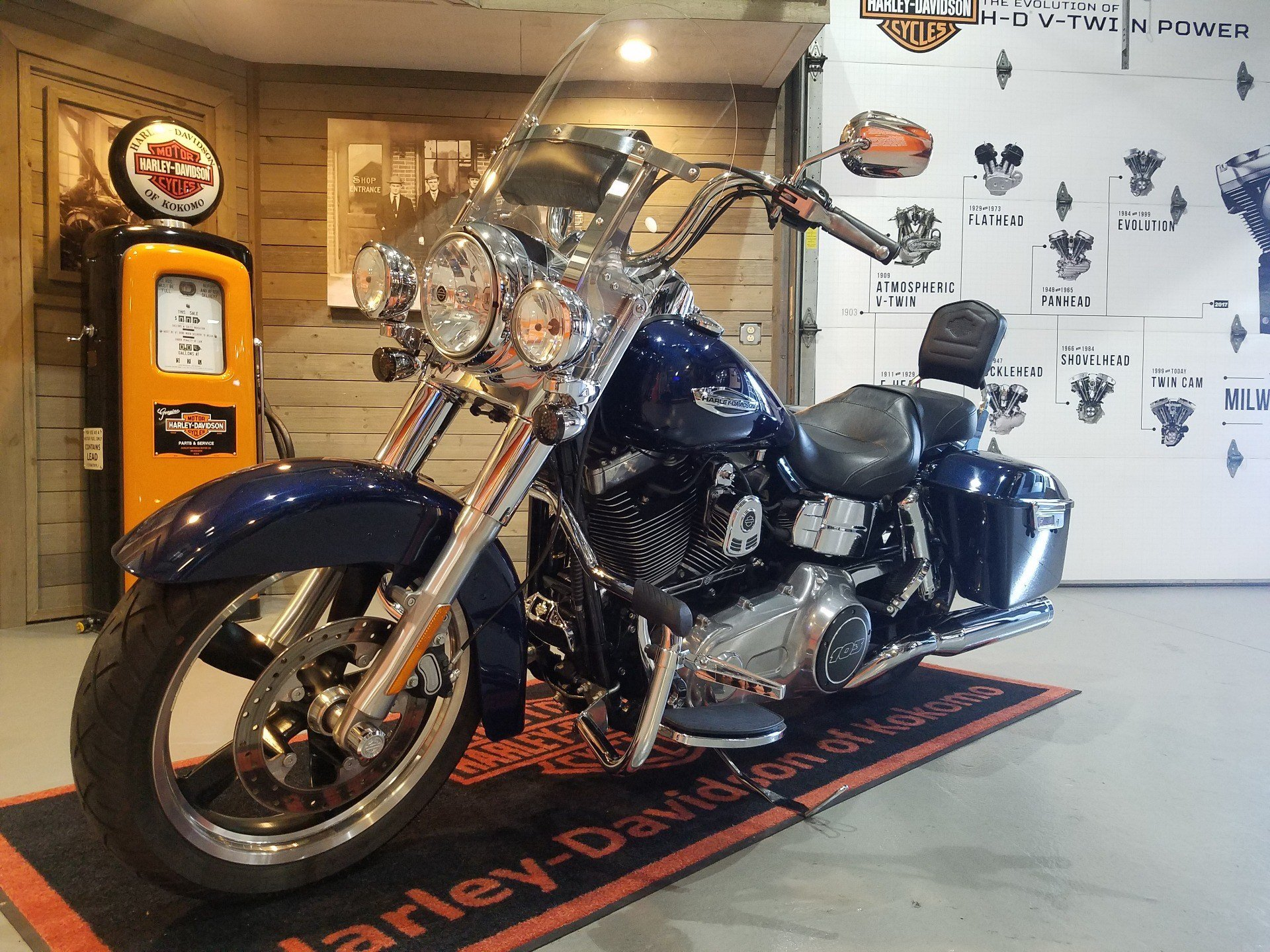 2013 Harley-Davidson Dyna® Switchback™ in Kokomo, Indiana - Photo 6