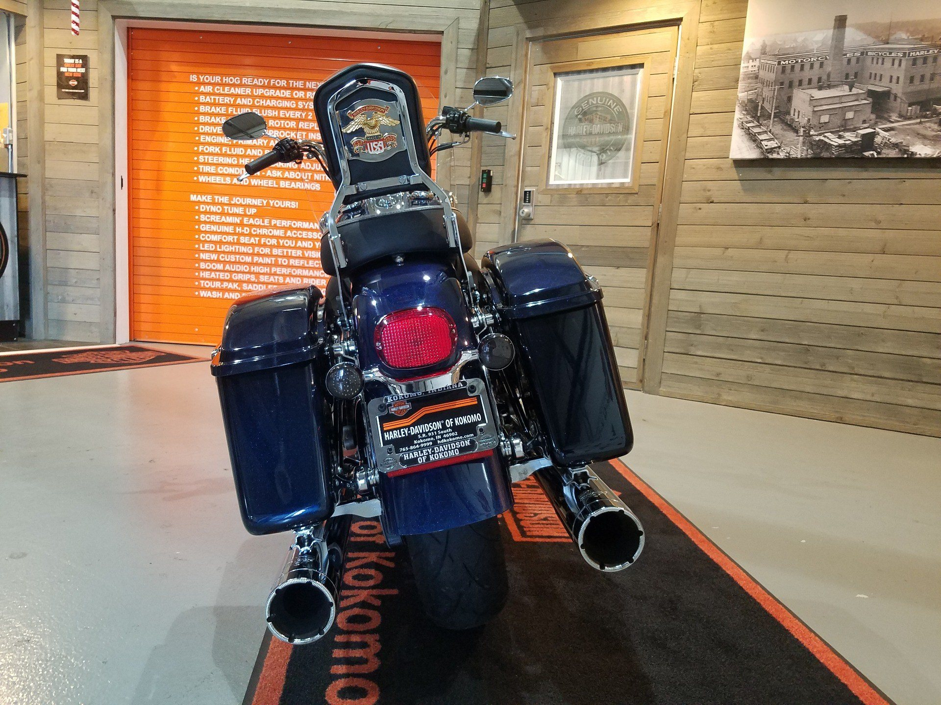 2013 Harley-Davidson Dyna® Switchback™ in Kokomo, Indiana - Photo 9
