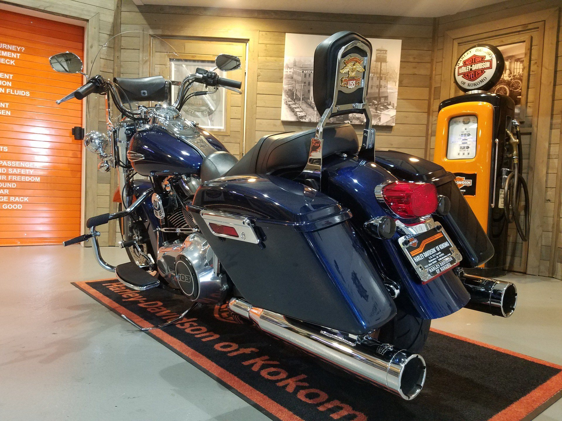 2013 Harley-Davidson Dyna® Switchback™ in Kokomo, Indiana - Photo 7