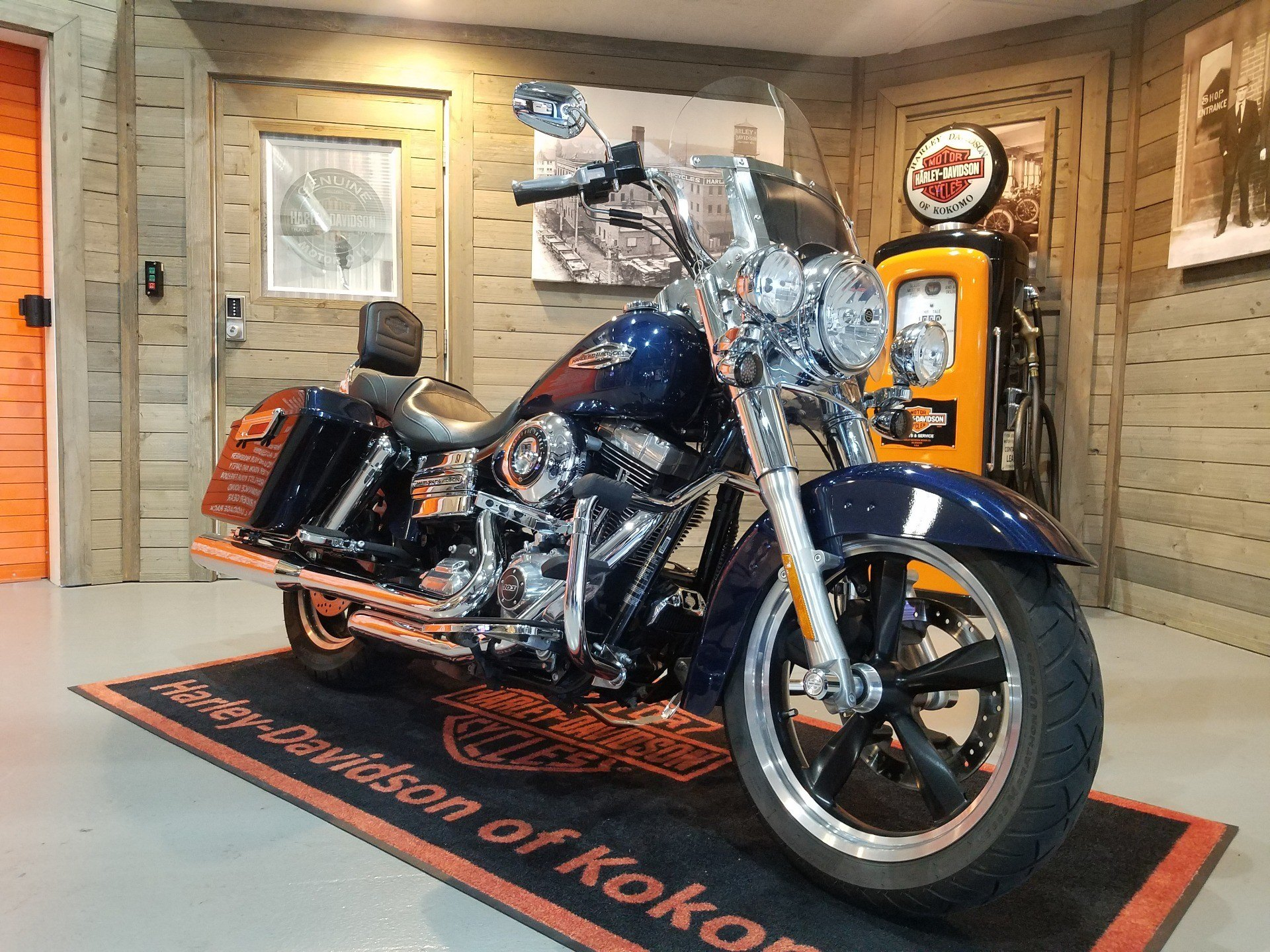 2013 Harley-Davidson Dyna® Switchback™ in Kokomo, Indiana - Photo 2
