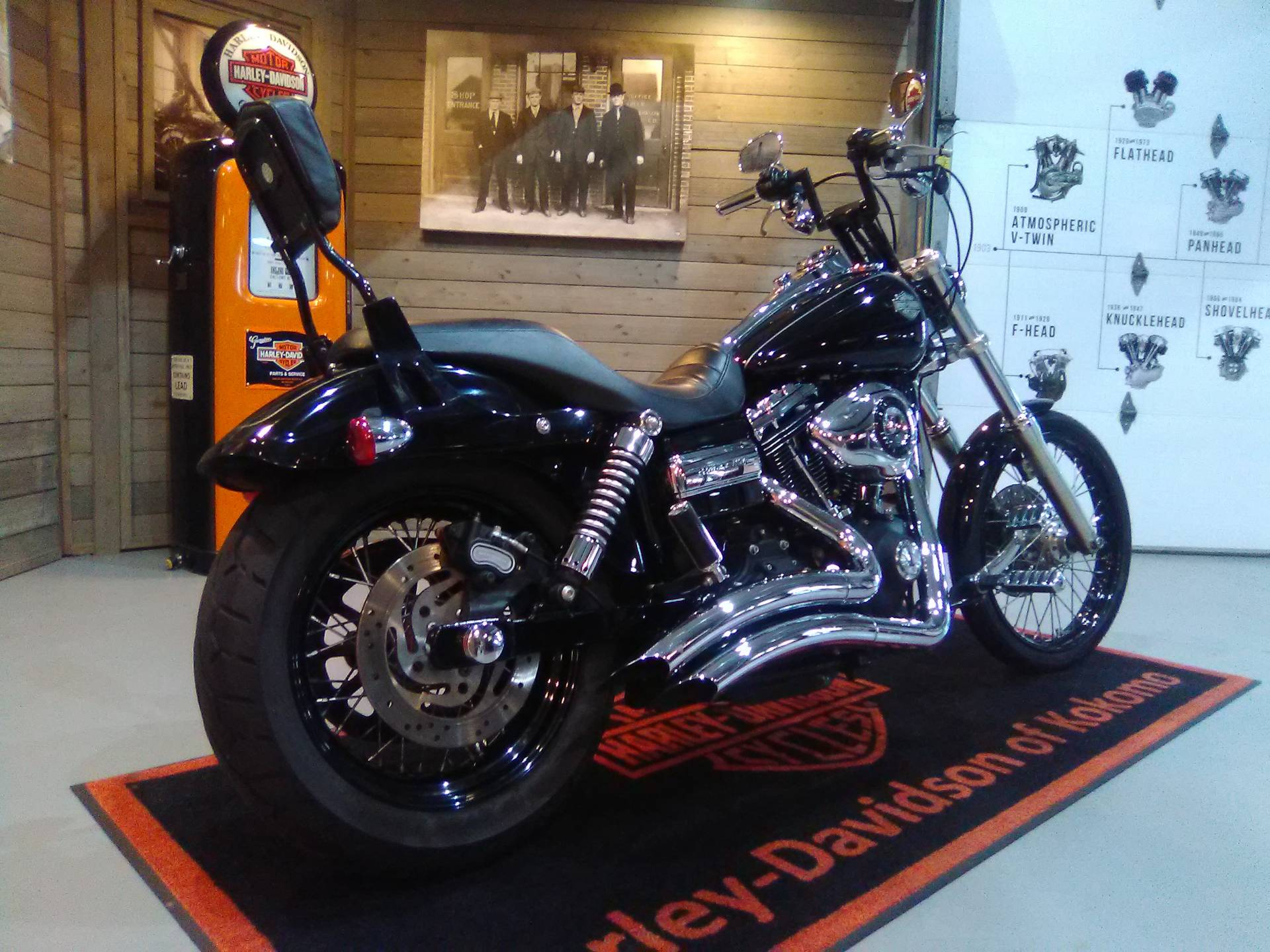 2010 Harley-Davidson Dyna® Wide Glide® in Kokomo, Indiana - Photo 3