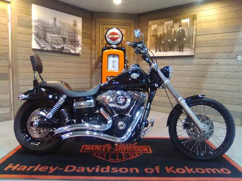 2010 Harley-Davidson Dyna® Wide Glide® in Kokomo, Indiana - Photo 1