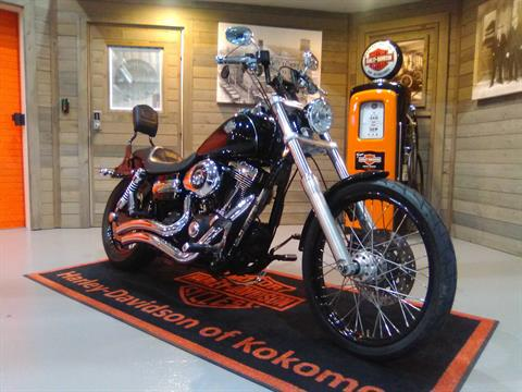 2010 Harley-Davidson Dyna® Wide Glide® in Kokomo, Indiana - Photo 2