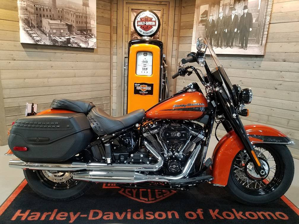 2020 Harley-Davidson Heritage Classic 114 in Kokomo, Indiana - Photo 1