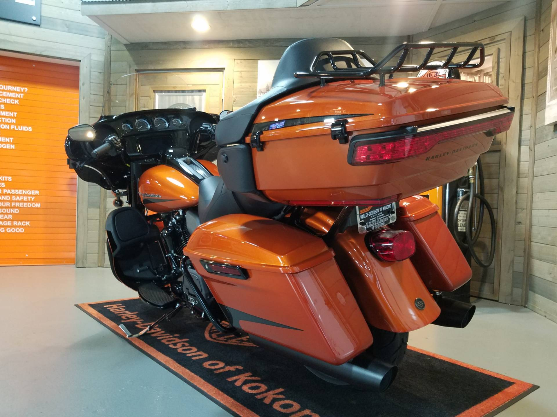 2020 Harley-Davidson Ultra Limited in Kokomo, Indiana - Photo 10