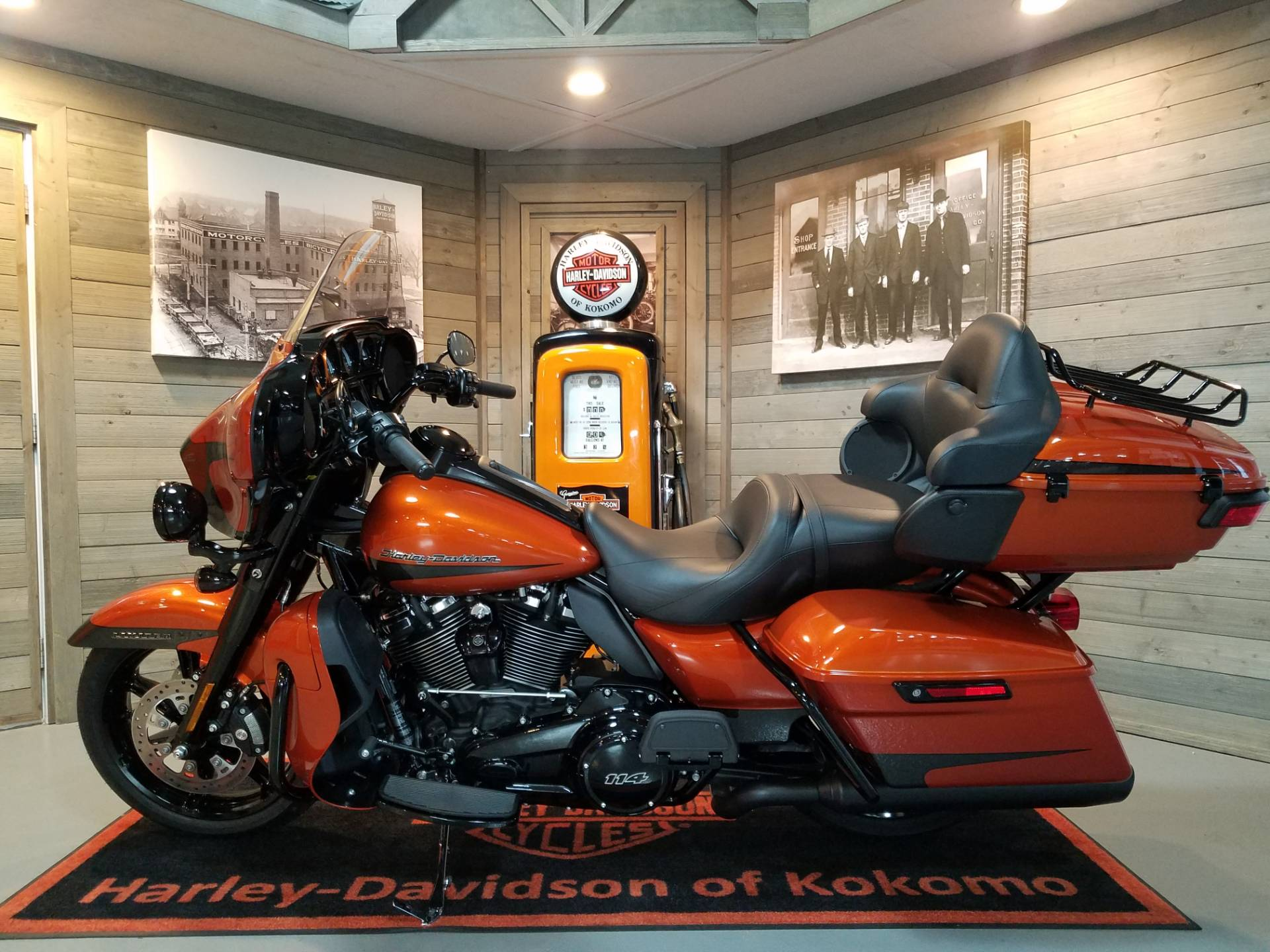 2020 Harley-Davidson Ultra Limited in Kokomo, Indiana - Photo 8
