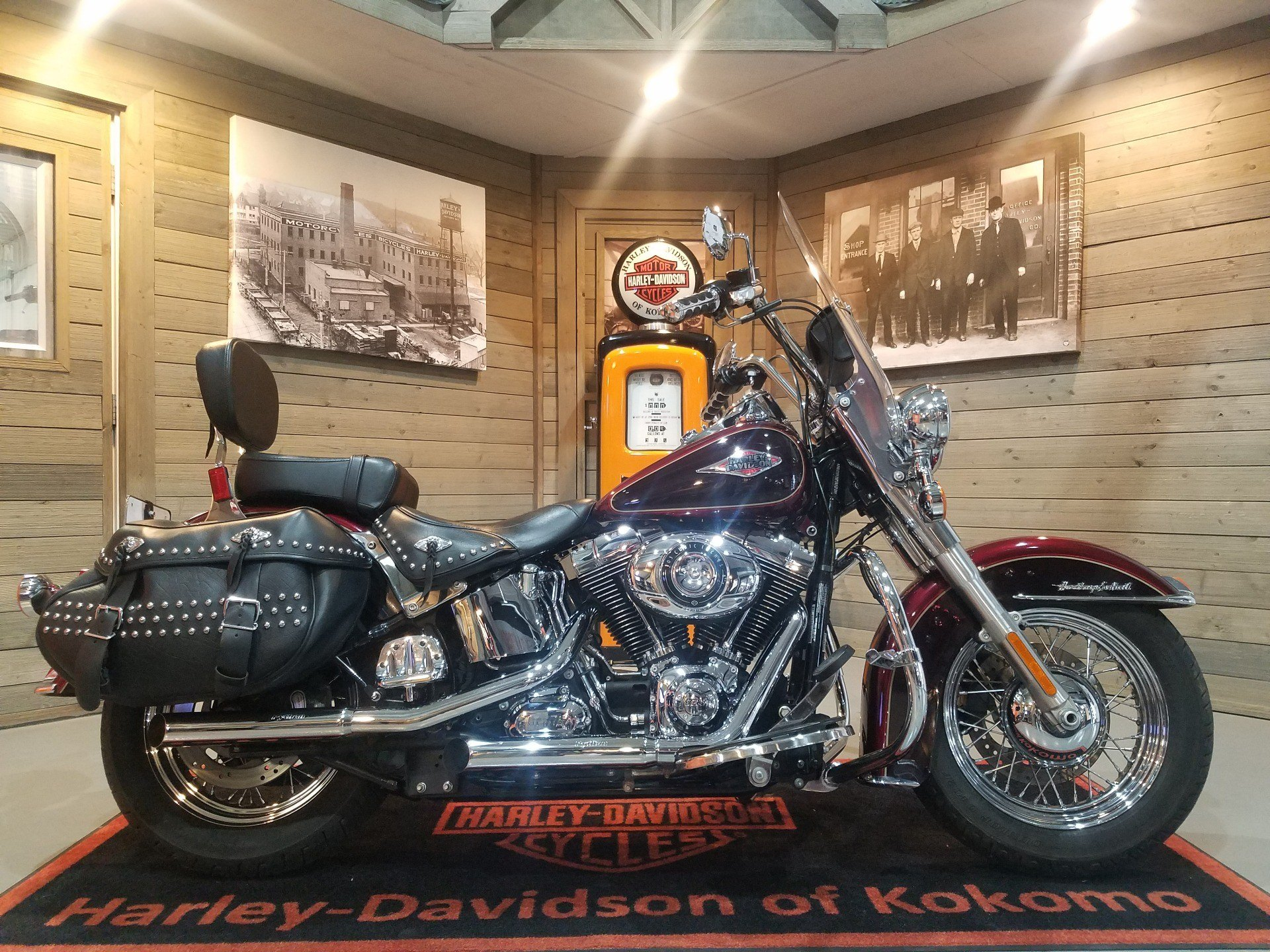 2015 Harley-Davidson Heritage Softail® Classic in Kokomo, Indiana - Photo 1