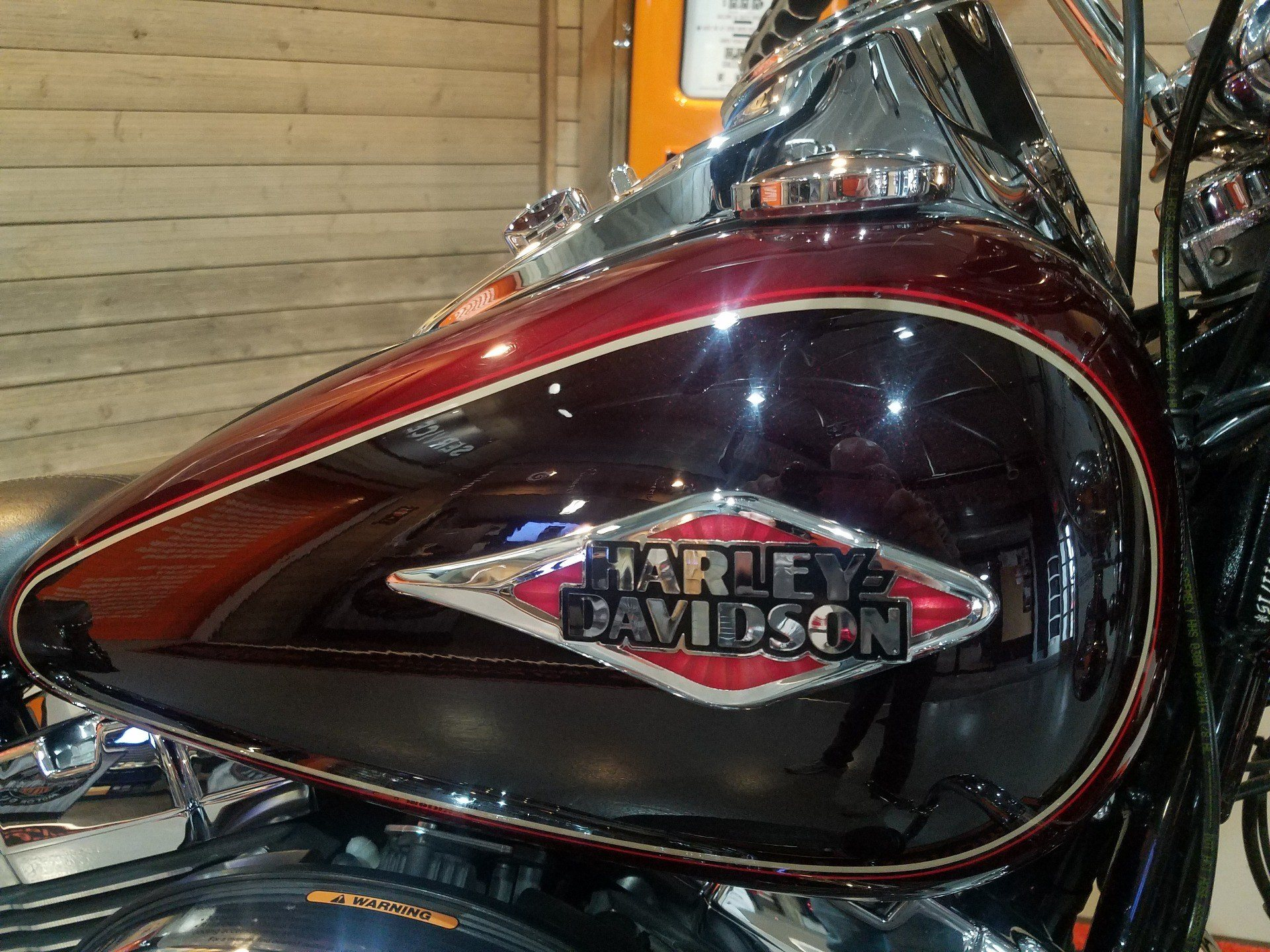 2015 Harley-Davidson Heritage Softail® Classic in Kokomo, Indiana - Photo 4