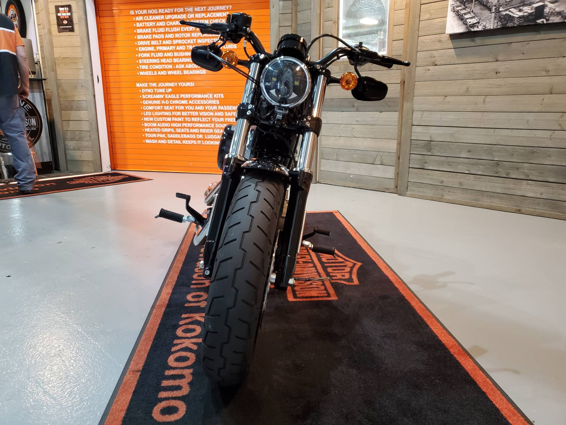 2019 Harley-Davidson Forty-Eight® in Kokomo, Indiana - Photo 9