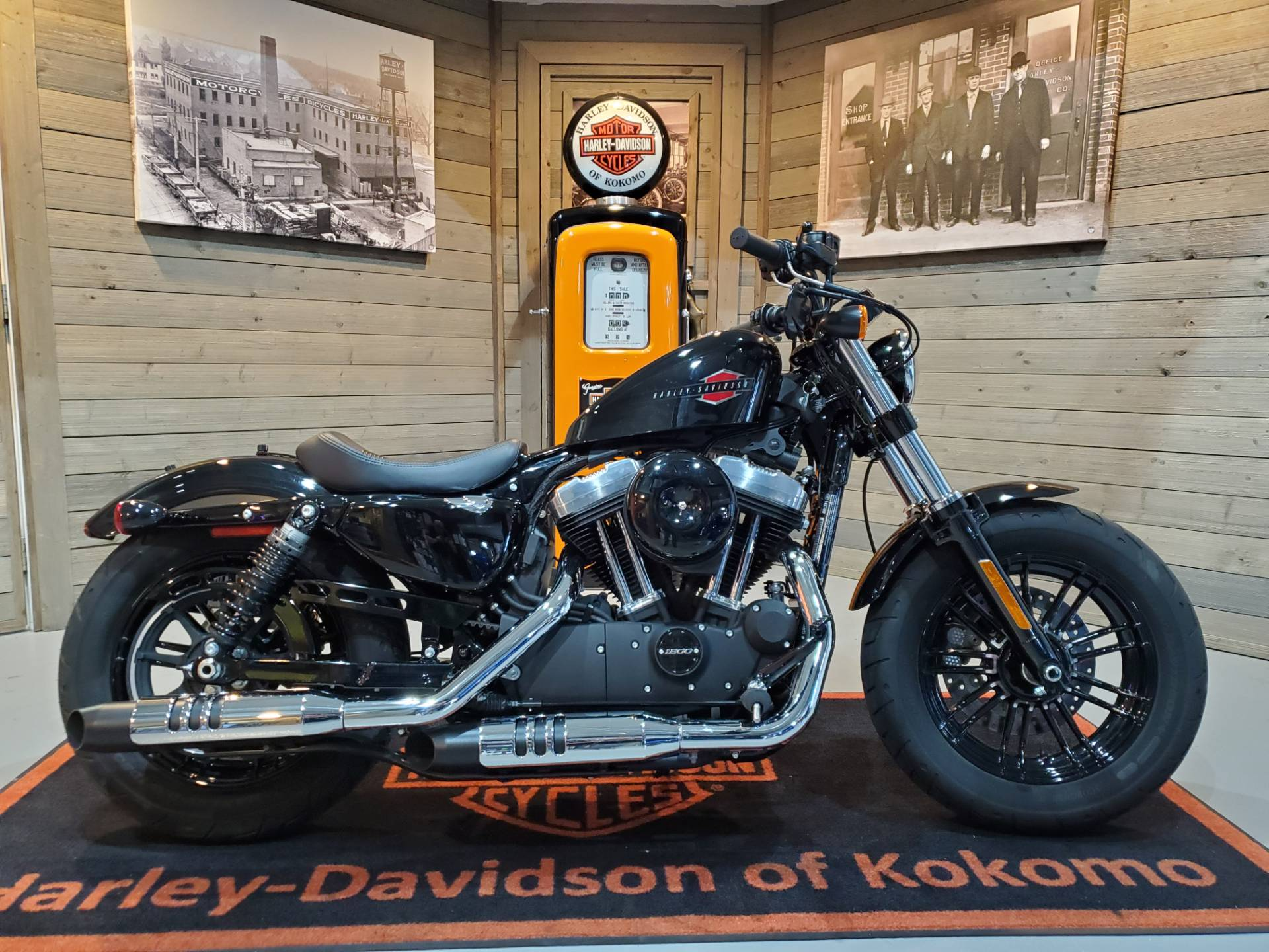 2019 Harley-Davidson Forty-Eight® in Kokomo, Indiana - Photo 1