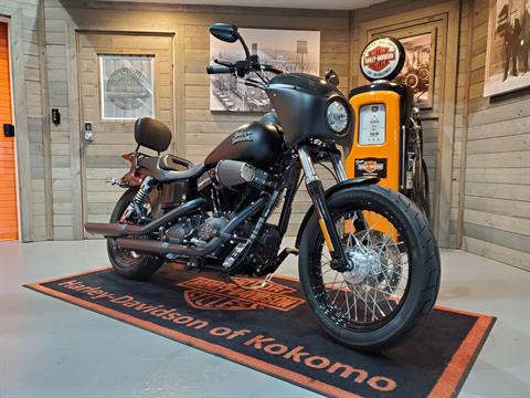 2017 Harley-Davidson Street Bob® in Kokomo, Indiana - Photo 2