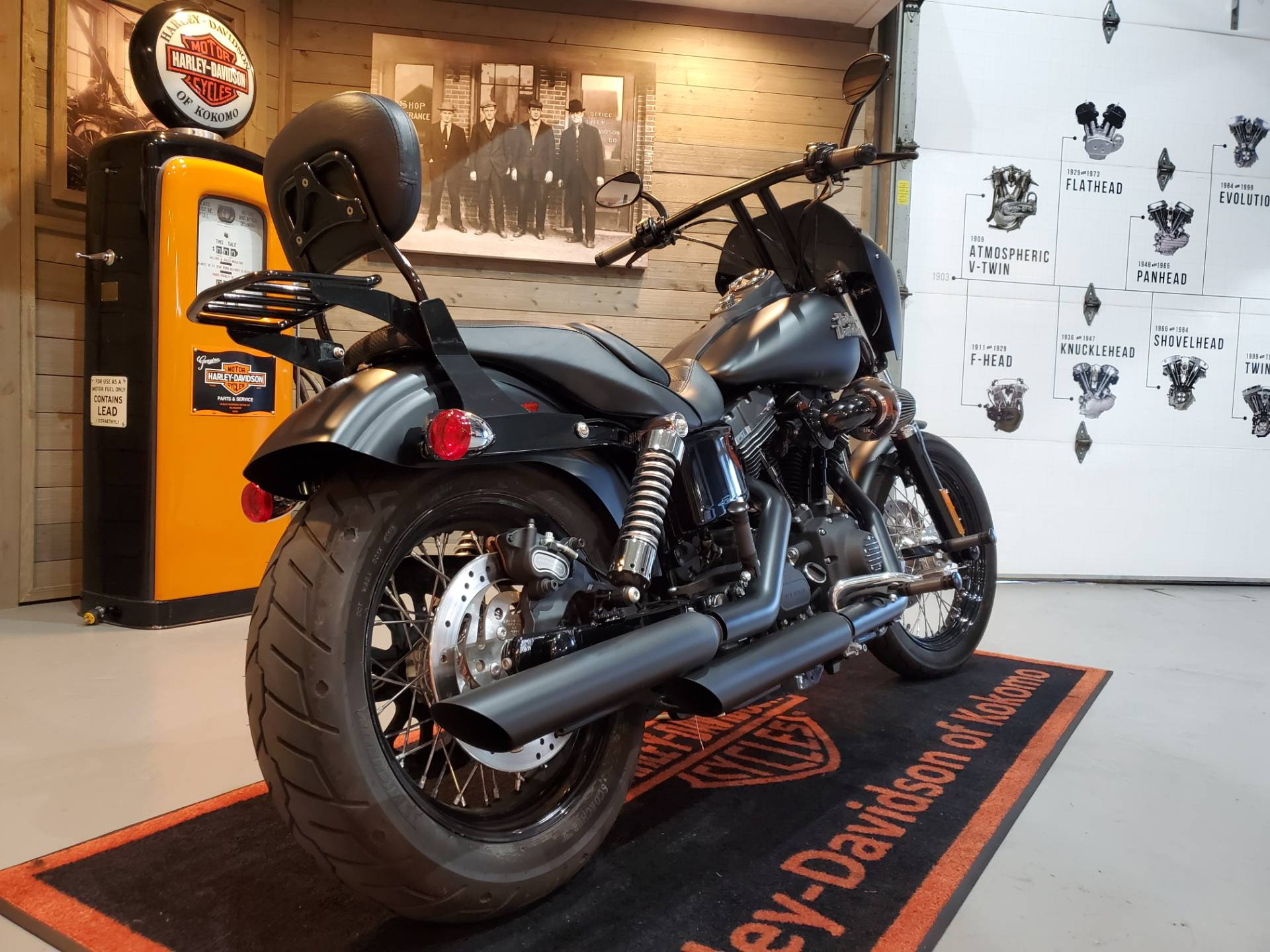 2017 Harley-Davidson Street Bob® in Kokomo, Indiana - Photo 3