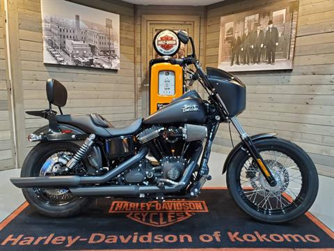 2017 Harley-Davidson Street Bob® in Kokomo, Indiana - Photo 1