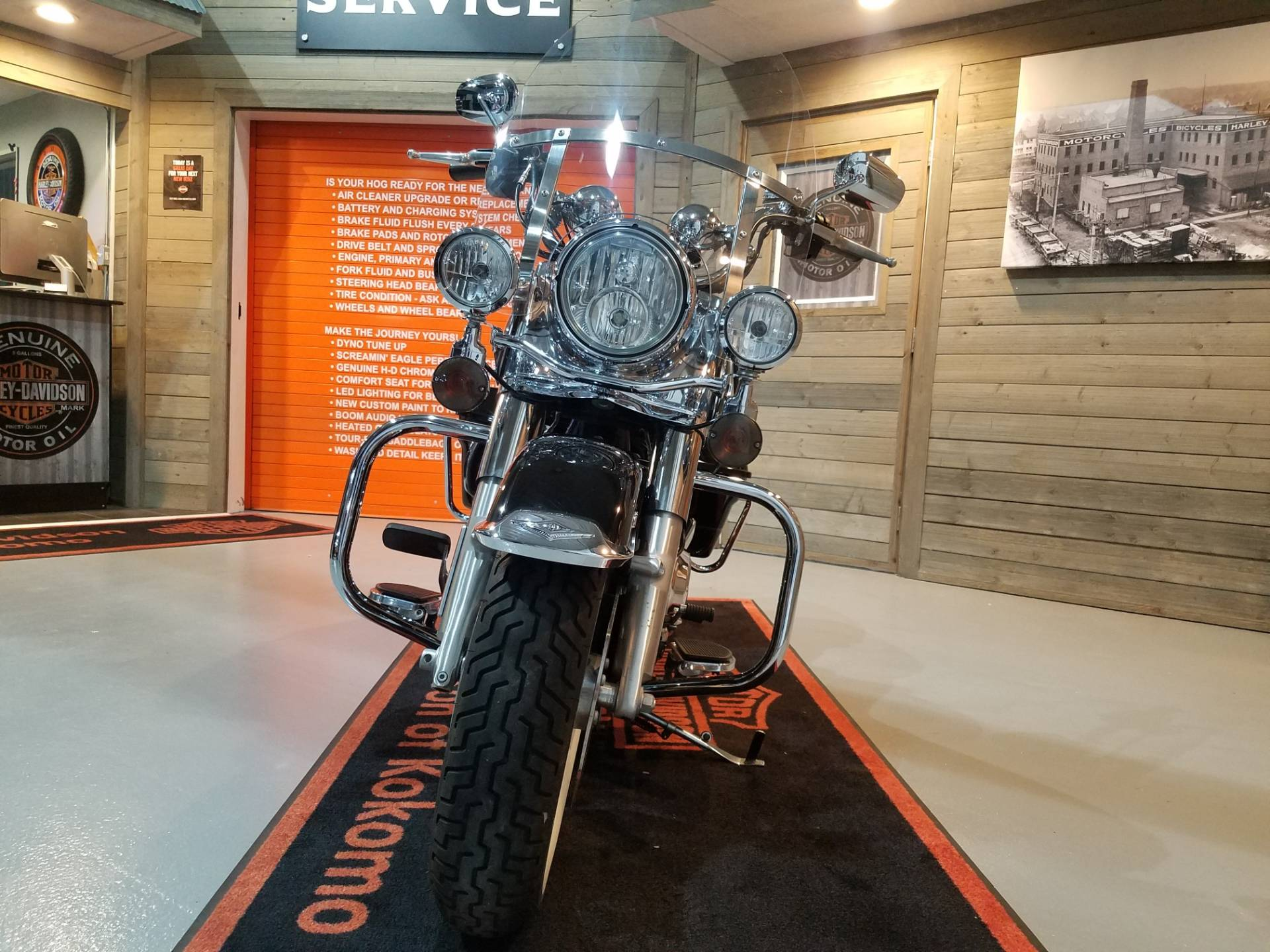 2014 Harley-Davidson Road King® in Kokomo, Indiana - Photo 10