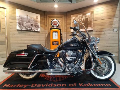 2014 Harley-Davidson Road King® in Kokomo, Indiana - Photo 1