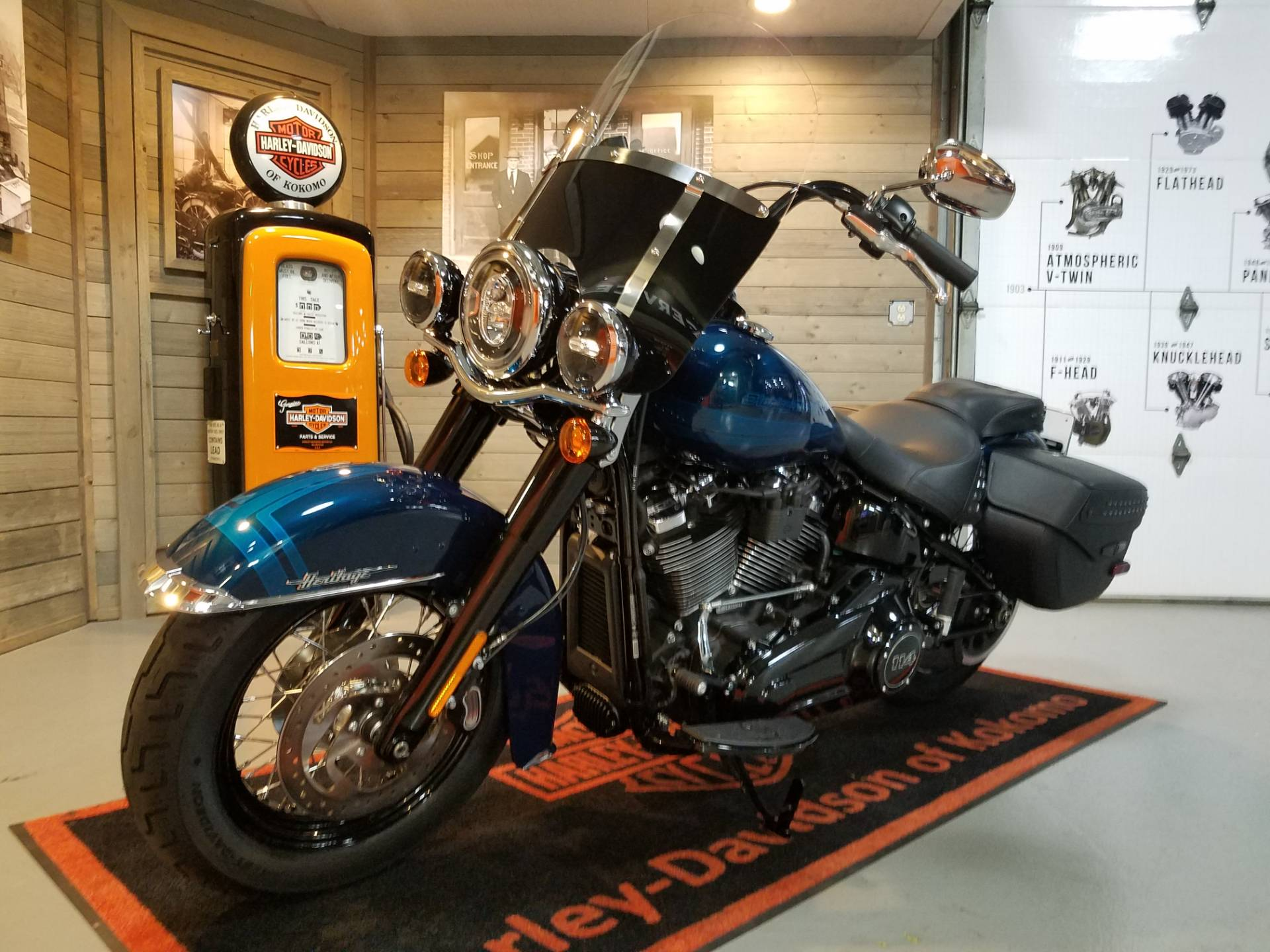 2020 Harley-Davidson Heritage Classic 114 in Kokomo, Indiana - Photo 8